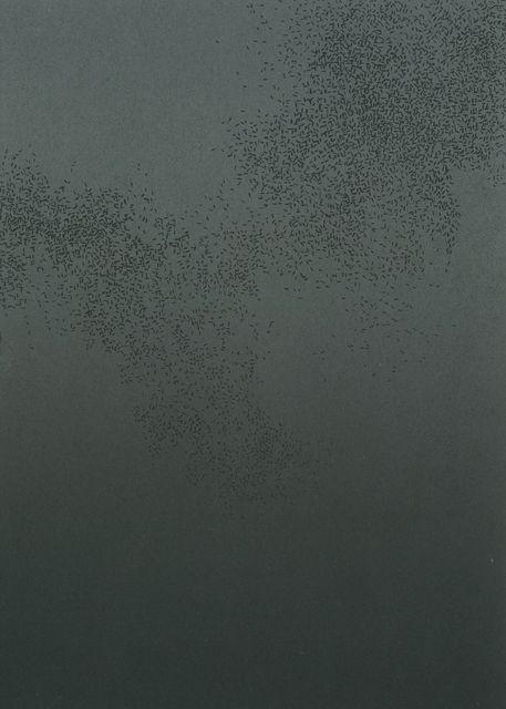 Tonia Bonnell, 'Emerge From Black 1', Walker Fine Art