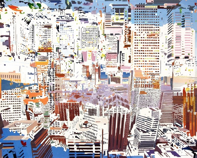, 'Unknown Variation,' 2018, George Billis Gallery