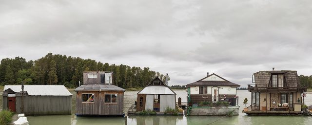 , 'Floating Homes,' 2016, Ian Tan Gallery
