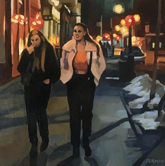 , 'Girlfriends,' 2018, Rice Polak Gallery