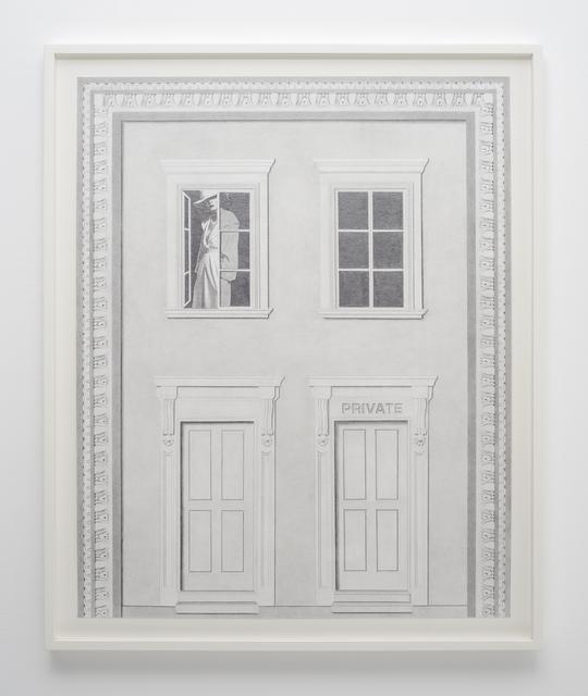 , 'Exterior (Figure 3),' 2016, Mary Mary
