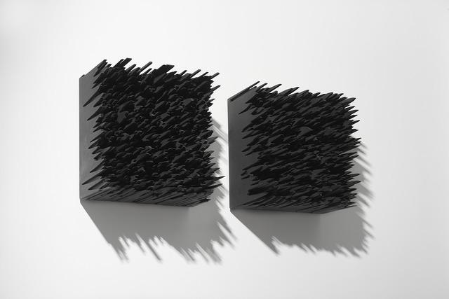 , 'White Noise (Digital/Analogue),' 2016, Henrique Faria Fine Art