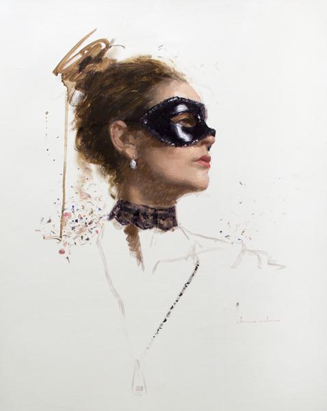 Shane Wolf, 'Masquerade', 2014, Cynthia Corbett Gallery