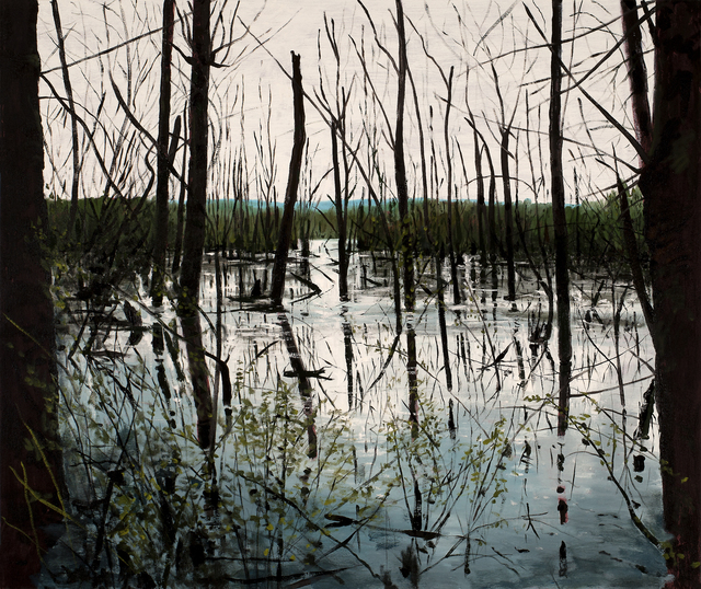 , 'Shallow Lake II,' 2019, Russo Lee Gallery