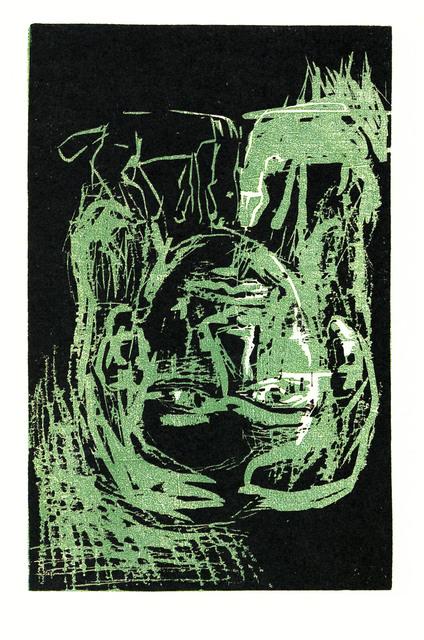 Georg Baselitz, 'Schwarzes Pferd', 1986, Galerie Sabine Knust