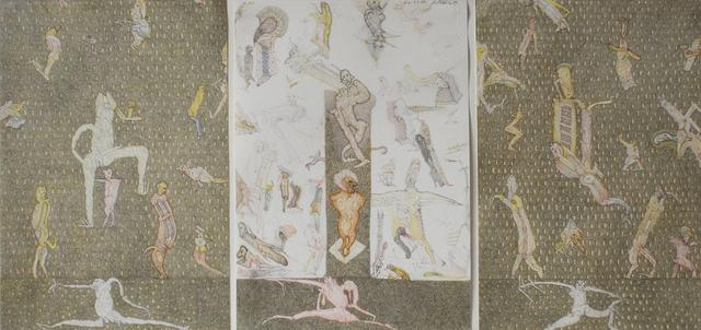 Felix Waske, 'Nr. 365 Triptychon (Triptych)', 1987, Galerie Lehner