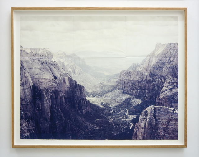 , 'US - Zion Canyon,' 2014, Peter Lav Gallery