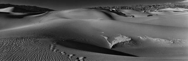 , 'Death Valley National Park – Mesquite Sand Dunes,' 2018, Modernist Frontier