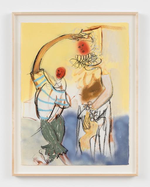 , 'Dingolay II,' 2018, Rachel Uffner Gallery