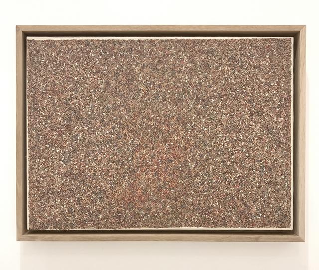 , 'Vector Study (Flesh Skin and Bone),' 2016, Gallery Nosco