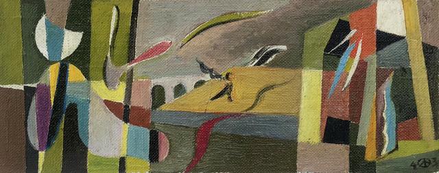 Werner Drewes, 'South to Wittenborn', 1943, William Havu Gallery