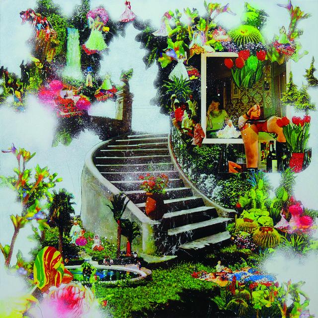 , 'Psychedelic Fizz (Garden),' 2013, G/P gallery