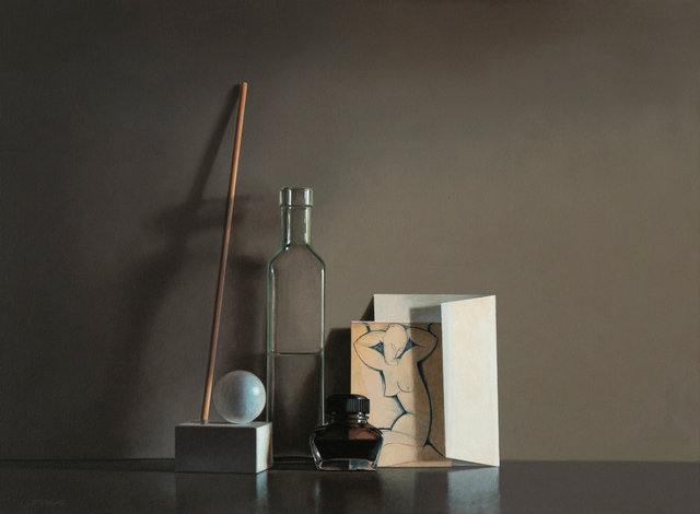 , 'Still Life with Modigliani #11,' 2015, Dolby Chadwick Gallery