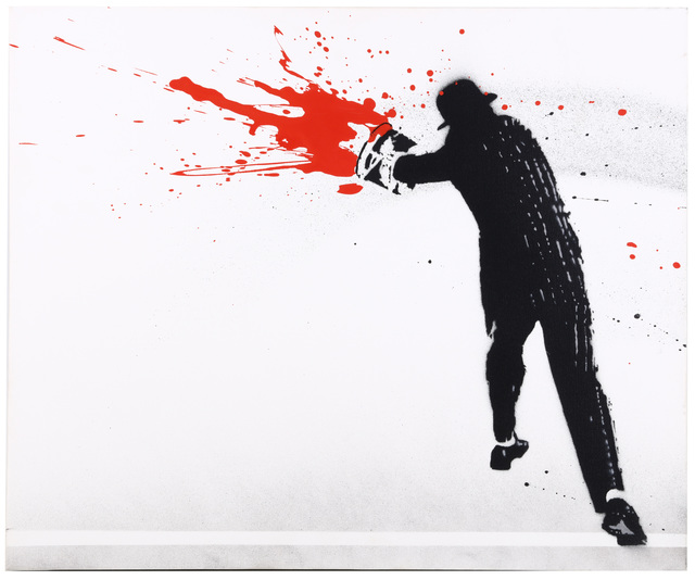 Nick Walker, 'Paint Chucker Red', 2008, Chiswick Auctions