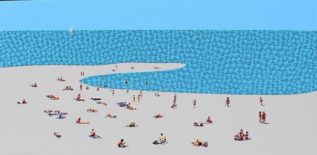 , 'Beach Mood 3,' 2018, Contempop Gallery