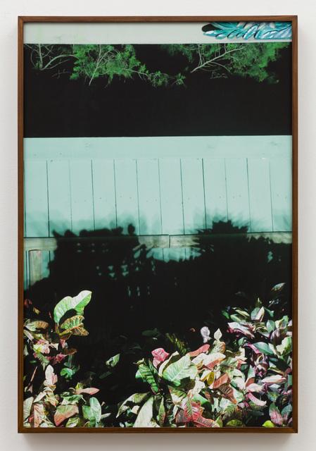 , 'Untitled (Florida Sign),' 2019, Anat Ebgi