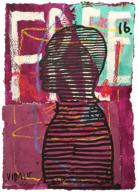 , 'Free No.16,' 2015, Tiwani Contemporary