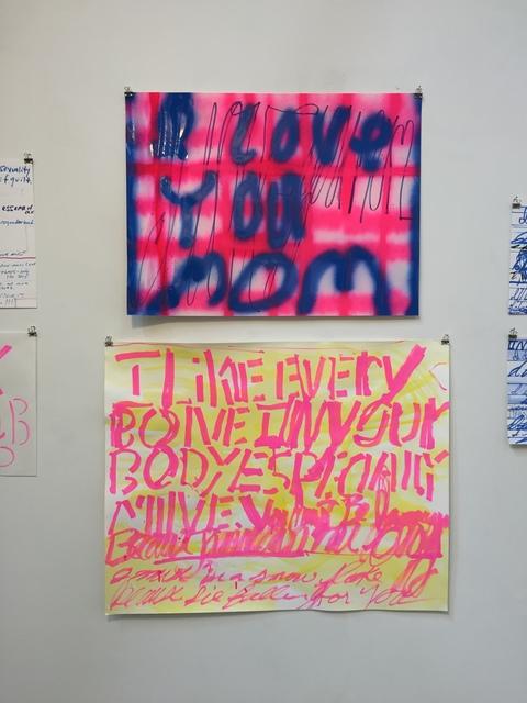 , 'I Like Every Bone in Your Body Especially Mine,' 2015, Resource Art