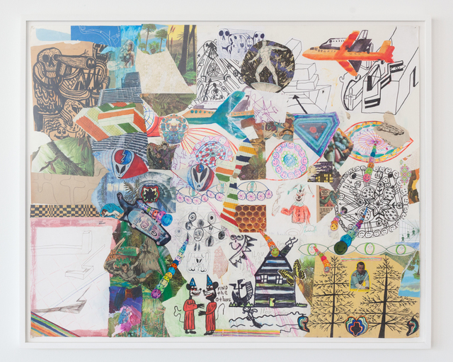 , 'Untitled #6,' 2010, Reyes Projects
