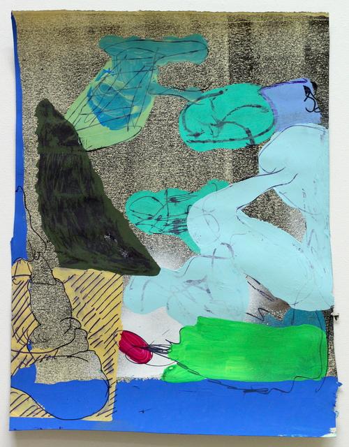 , 'Smoke That Cherry,' 2017, V1 Gallery