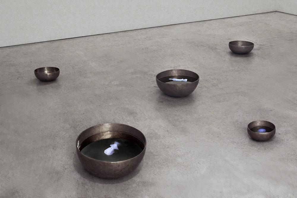 Moon Bowl Installation / MA2Gallery