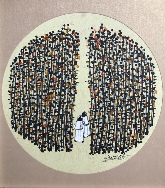 , 'Words of Summer III 夏天的话 III,' 2016, Art WeMe Contemporary Gallery