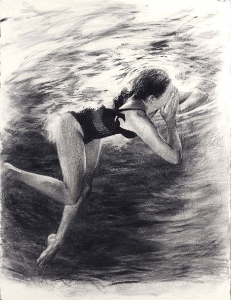 , 'One Swimmer #2,' , CK Contemporary