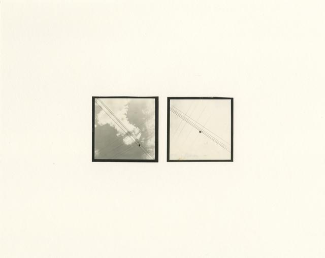 , 'Cables,' 1977, Josée Bienvenu