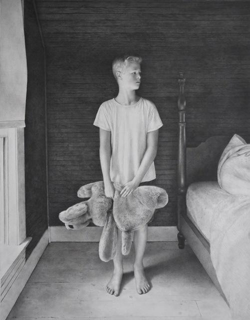 , 'Alexander,' 2017, Lyons Wier Gallery