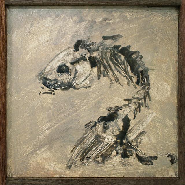 , 'Droë vis / Dry fish,' 2018, Absolut Art Gallery
