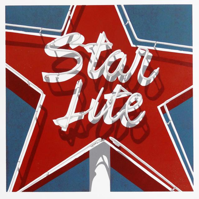 , 'Starlite, Starbrite,' 2017, Sue Greenwood Fine Art