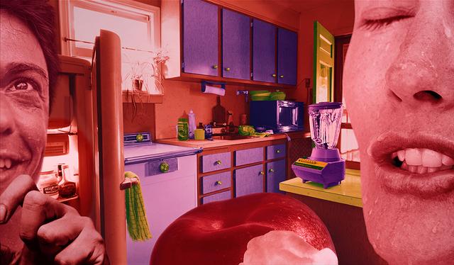 , 'Purple Blender from True Fiction Two,' 2005, RYAN LEE