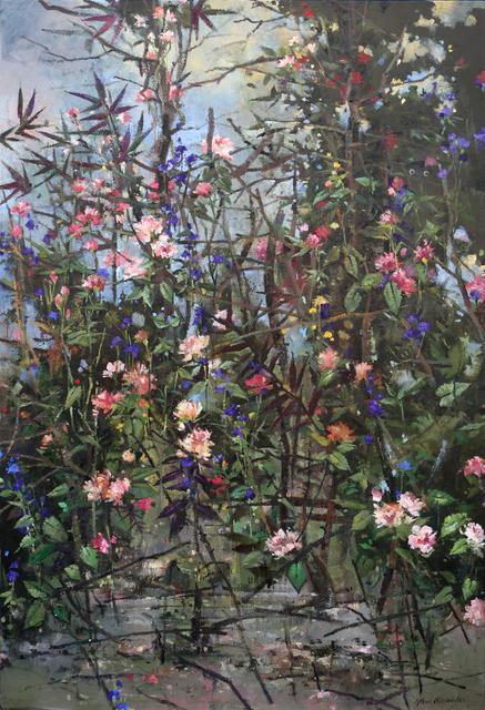 , 'Gnarly Gardens,' 2017, Arthur Roger Gallery