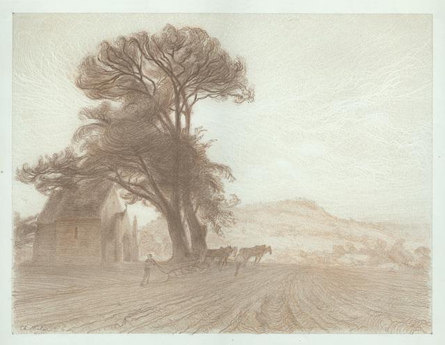 Charles-Marie DULAC, 'Jesu Via et Vita Nostra / Jesu Thesuarus Fidelium', 1894, Armstrong Fine Art