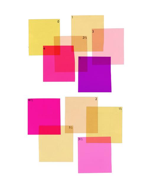 , 'Multigrade #2,' 2012, Andréhn-Schiptjenko
