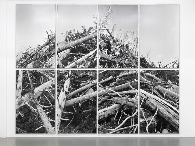 , 'Auf der Schwarzwaldhöhe II,' 1985, Buchmann Galerie