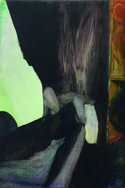 , 'Tip of the gap,' 2017, Setareh Gallery