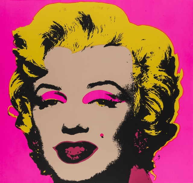 Andy Warhol, 'Marilyn Monroe (Sunday B. Morning)', Reproduction, The complete set of ten screenprints in colours, Forum Auctions