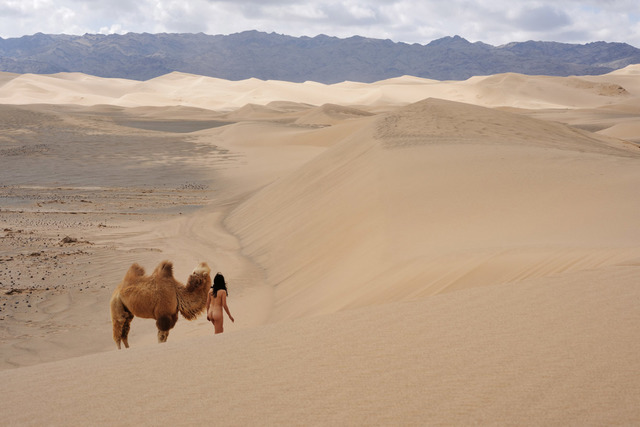 , 'Khongoryn Els, Mongolia, Gobi 1,' 2012, Waterhouse & Dodd