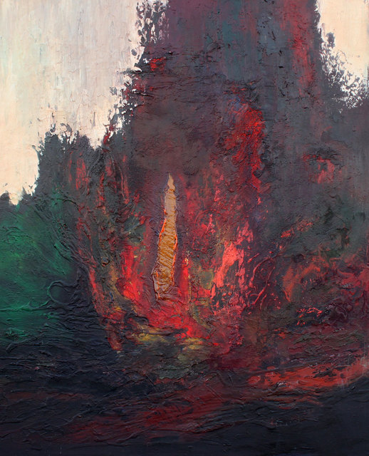 , 'In The Glade,' 2016, Albemarle Gallery | Pontone Gallery
