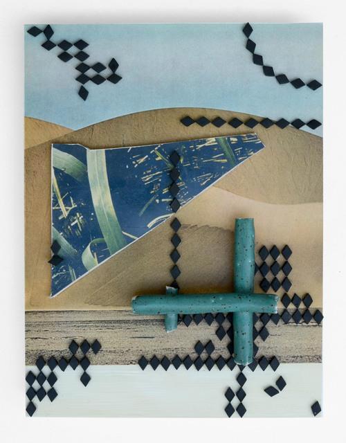 , 'Spatial Relationships,' 2017, Asya Geisberg Gallery
