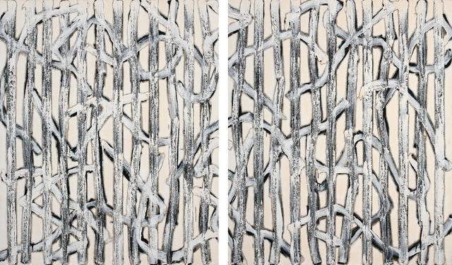 , 'Line Field 397,' 2002, Mind Set Art Center