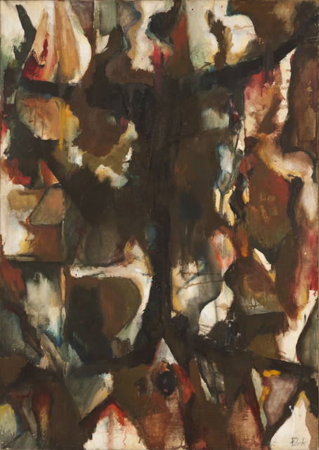 , 'Explorer,' 1950, Hollis Taggart Galleries