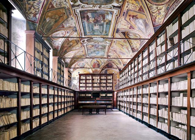 , 'Archivio di Stato Napoli I,' 2009, Matthew Liu Fine Arts