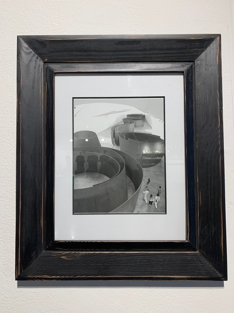 Lj., 'photograph framed in black', 2012, Photography, Digital silver gelatin print on fine art photo paper, mounted on museum level archival board, 917 Fine Arts