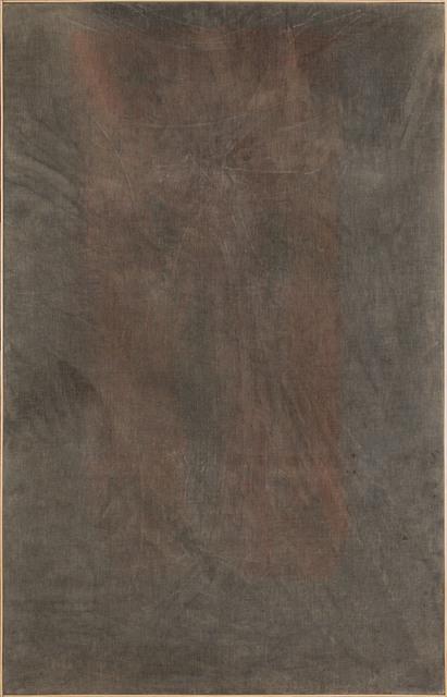 , 'Grigio e Rosso (Grey and Red),' 1959, Erica Ravenna Fiorentini Arte Contemporanea