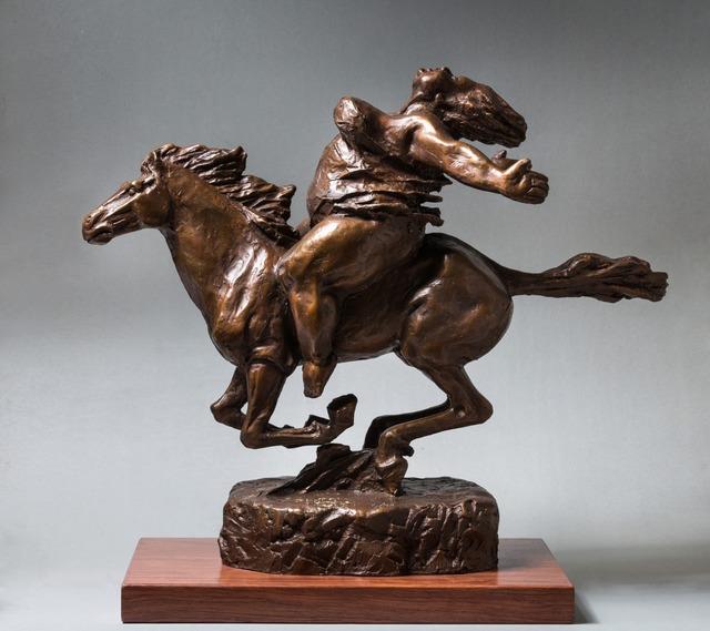 , 'Joyful on a Horse 馬上開心,' 2014, Galerie Ora-Ora
