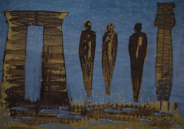 , 'THREE SOULS,' , Arteology Egypt