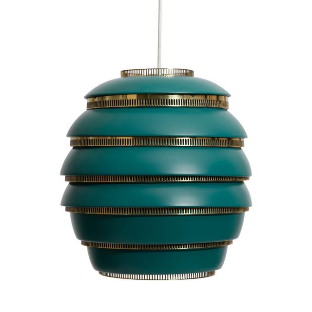 , 'Large 'Beehive' pendant,' 1953, Dansk Møbelkunst Gallery