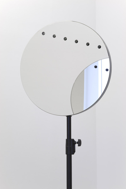 , 'Venus Mirrors (05:06:2012 Hawaii & Tahiti Inverted) ,' 2012, Casey Kaplan